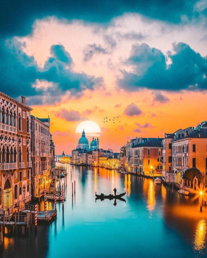 Viaggio a Venezia: ammirarla al tramonto e la sera è un'esperienza unica