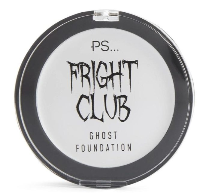Halloween collezioni trucco: PS Fright Club Ghost Foundation Primark