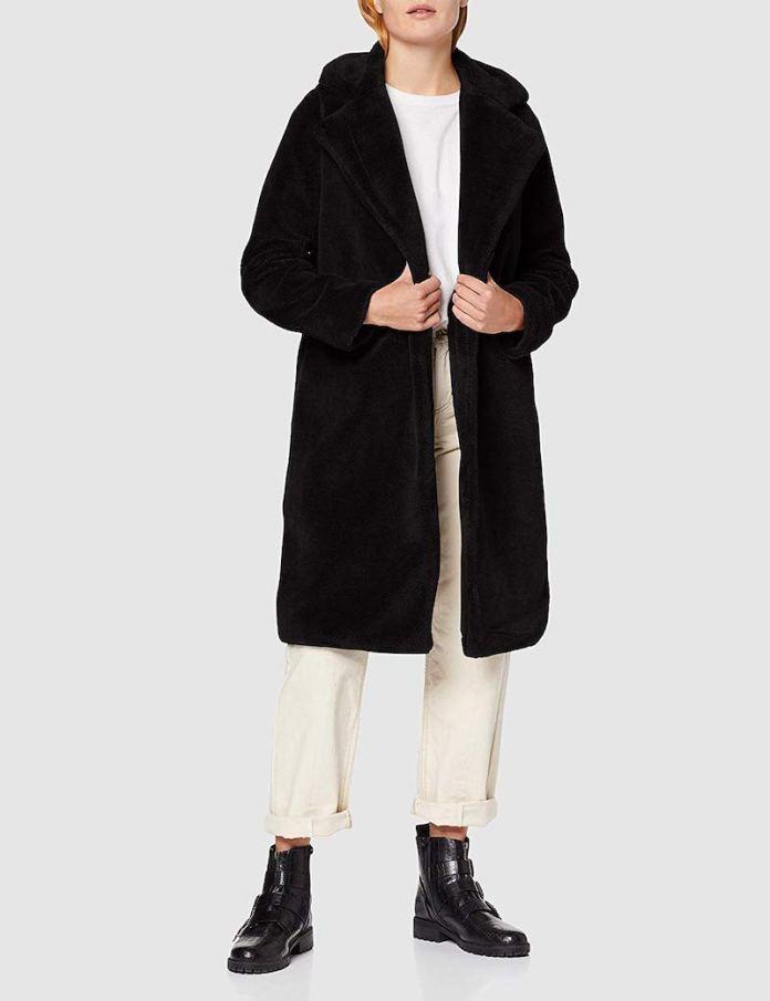 ClioMakeUp-teddy-coat-8-nero-vero-moda-amazon.jpg