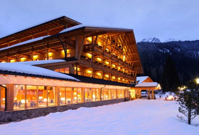 Spa Dolomiti: Bad Moos Dolomites Spa Resort