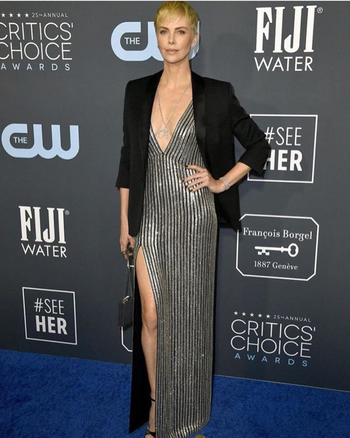 cliomakeup-critics-choice-awards-2020-look-5-charlize-theron