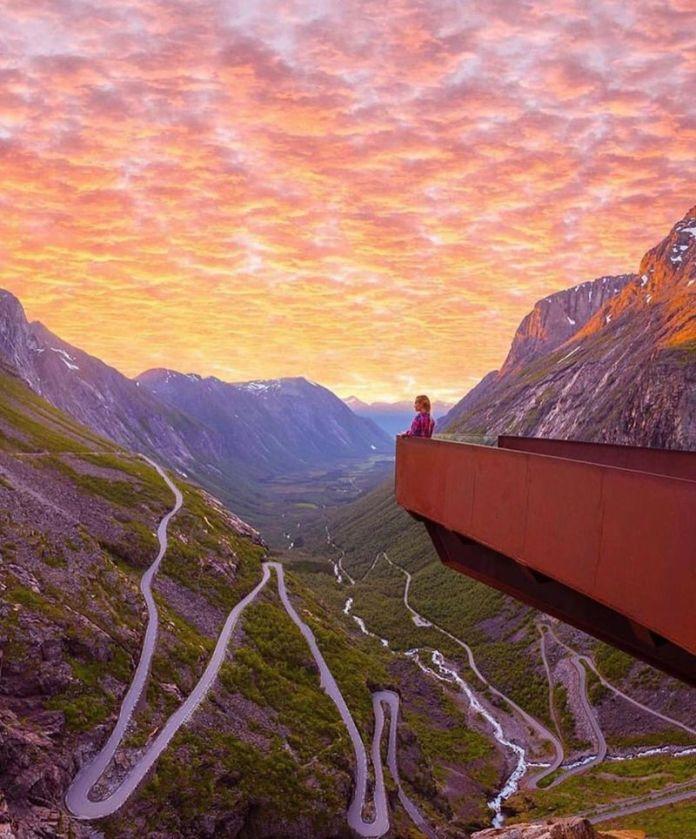fiordi norvegesi: GEIRANGERFJORD