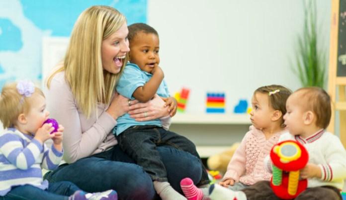 Tagesmutter: il servizio è per i bambini dagli 0 ai 3 anni