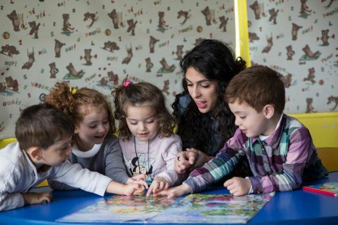 le tagesmutter possono accogliere massimo 5 bambini contemporaneamente