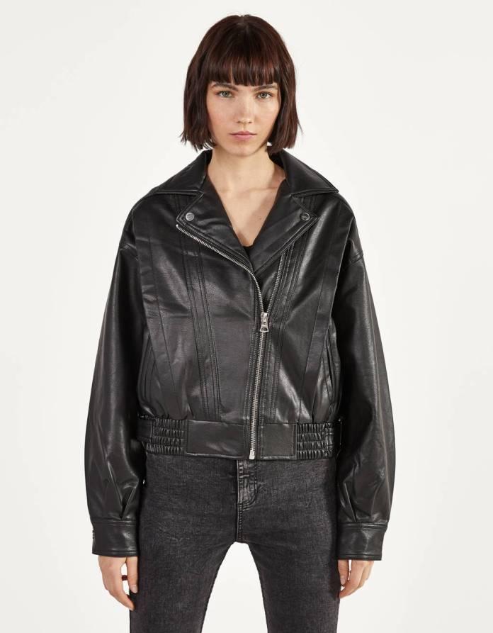 Cliomakeup-giacche-di-pelle-primavera-2020-6-Bershka-biker-nero