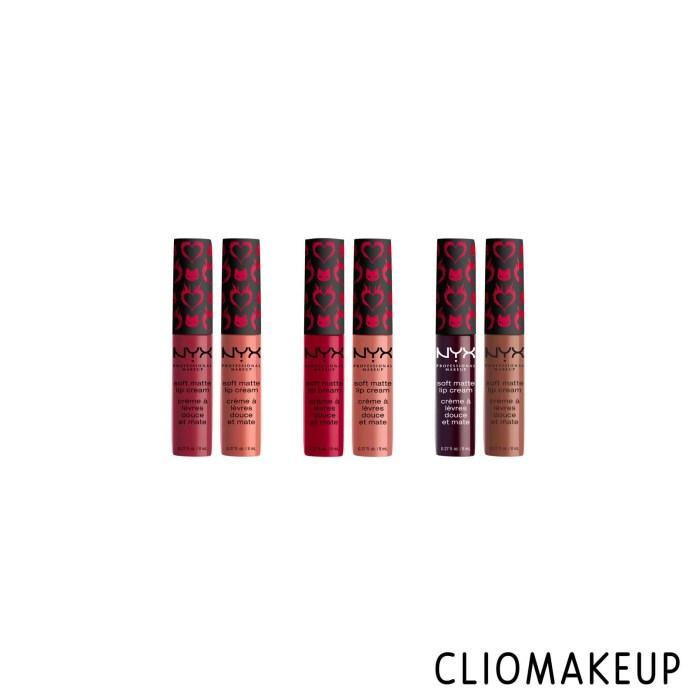 cliomakeup-recensione-rossetti-NYX-chilling-adventures-of-sabrina-soft-matte-lip-cream-duo-3