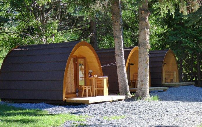 viaggi e vacanze post quarantena: il campeggio