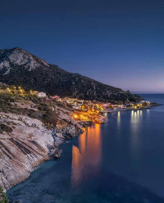 viaggio in barca a vela in italia: isola d'elba