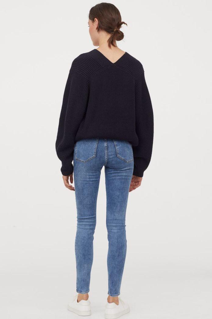 Cliomakeup-look-back-to-school-2-hm-jeans-felpa