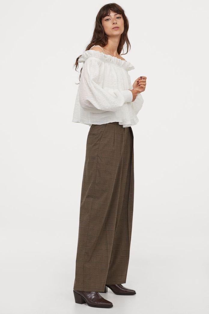 Cliomakeup-pantaloni-larghi-autunno-2020-4-hm-Pantaloni-ampi-twill