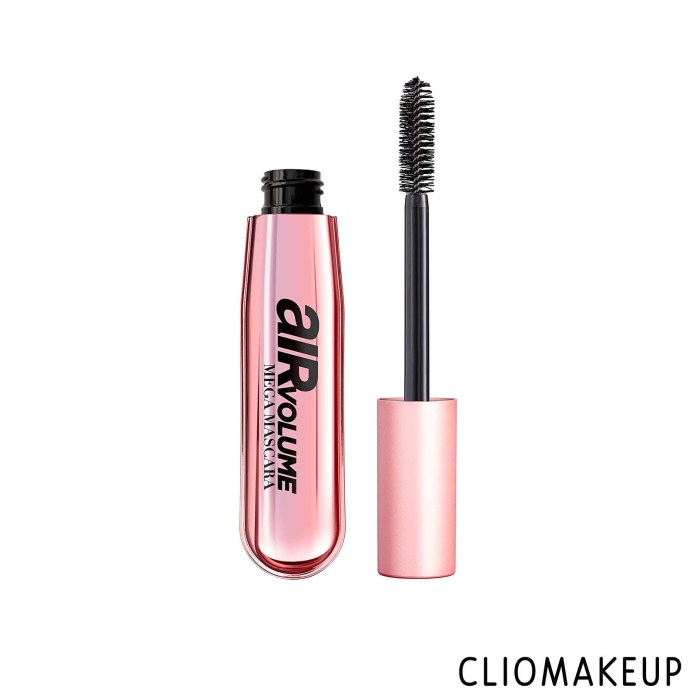 cliomakeup-recensione-mascara-l'oreal-air-volume-mega-mascara-3