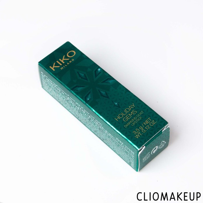cliomakeup-recensione-rossetto-kiko-holiday-gems-diamond-dust-lipstick-2
