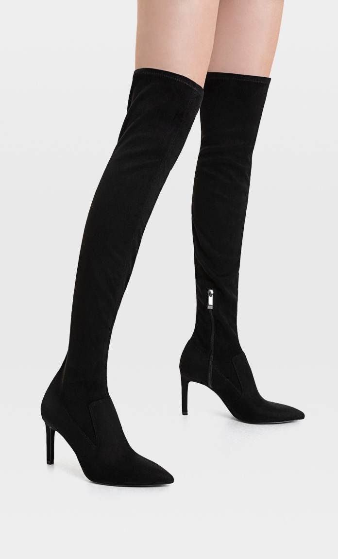 Cliomakeup-saldi-scarpe-eleganti-inverno-2021-9-stradivarius-stivali-alti