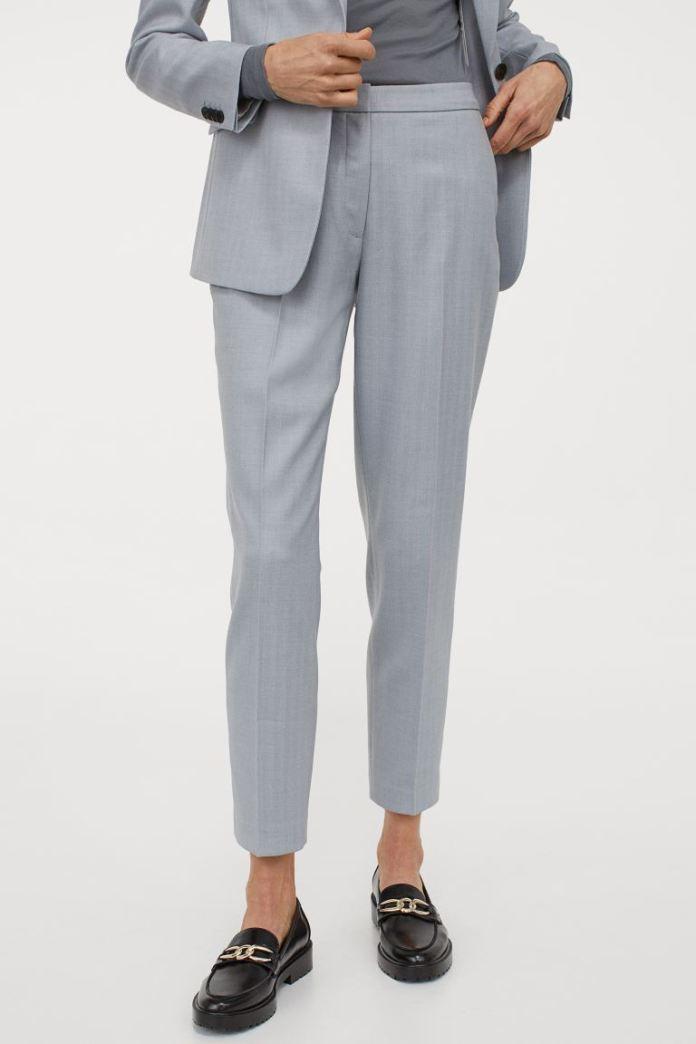Cliomakeup-pantaloni-a-vita-alta-primavera-2021-hm-Pantaloni-a-sigaretta-azzurro