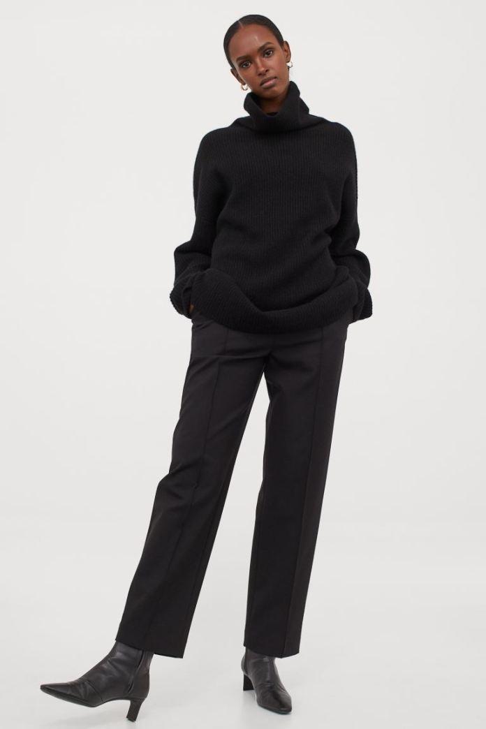 Cliomakeup-pantaloni-eleganti-inverno-2021-4-hm-Pantaloni-misto-lana