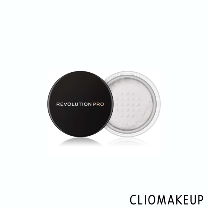 cliomakeup-recensione-cipria-Revolution-Pro-Loose-Finishing-Powder-3