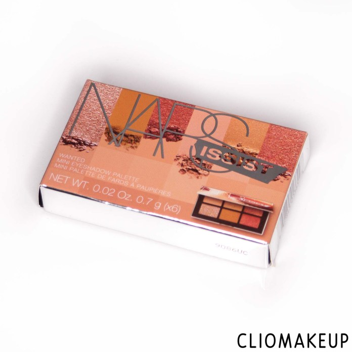 cliomakeup-recensione-palette-nars-wanted-mini-eyeshadow-palette-2