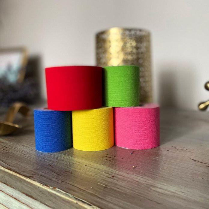 Cliomakeup-face-taping-cerotti-tape-colorati