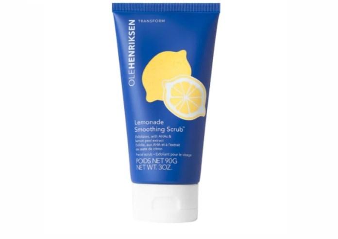 cliomakeup-skincare-primavera-2021-olehenriksen-lemonade-smoothing-scrub