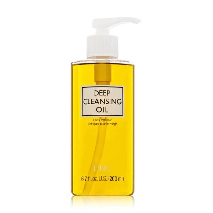 cliomakeup-skincare-routine-prodotti-economici-dhc-olio-detergente+