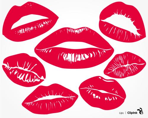 lips svg