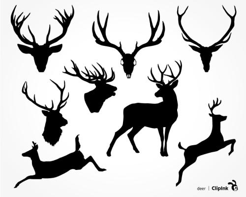 deer svg