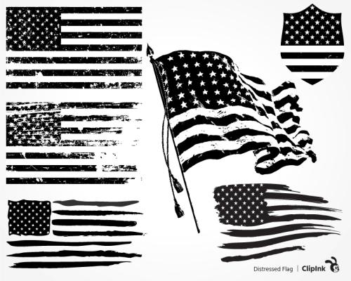 US flag svg