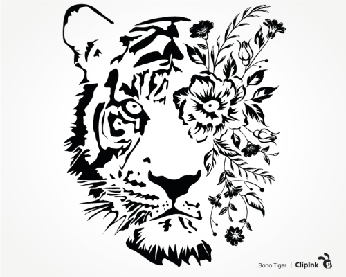 Boho tiger