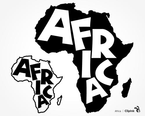 africa svg