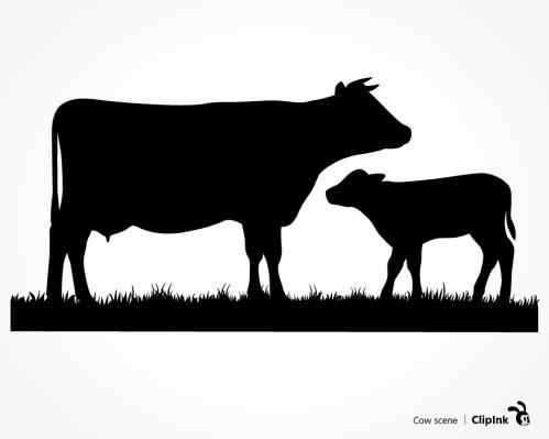 cow svg