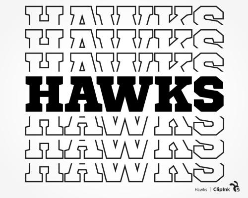 hawks svg