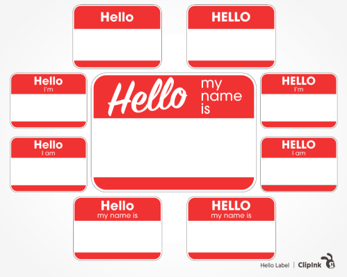 hello my name is svg