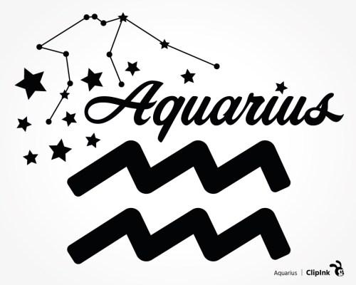 Aquarius svg