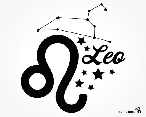 Leo svg