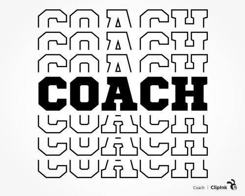 coach svg
