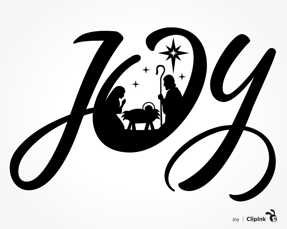 Download Joy svg, Nativity svg, Christmas | svg, png, eps, dxf, pdf ...