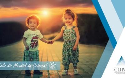 Venha celebrar o dia Mundial da Criança nas Clínicas Clipal