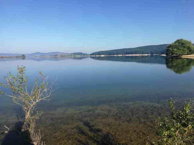 lago in sila