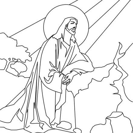 Free Jesus Coloring Book Download Free Clip Art Free Clip Art On Clipart Library