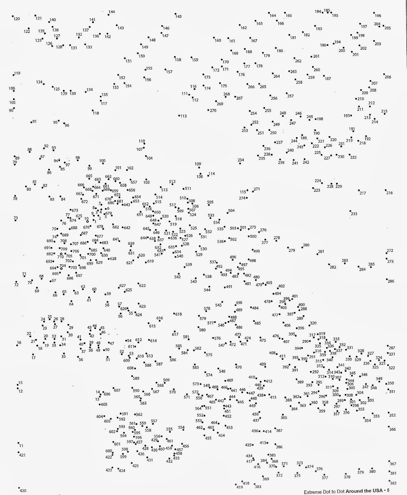 Free Difficult Dot To Dot Printables Download Free Clip