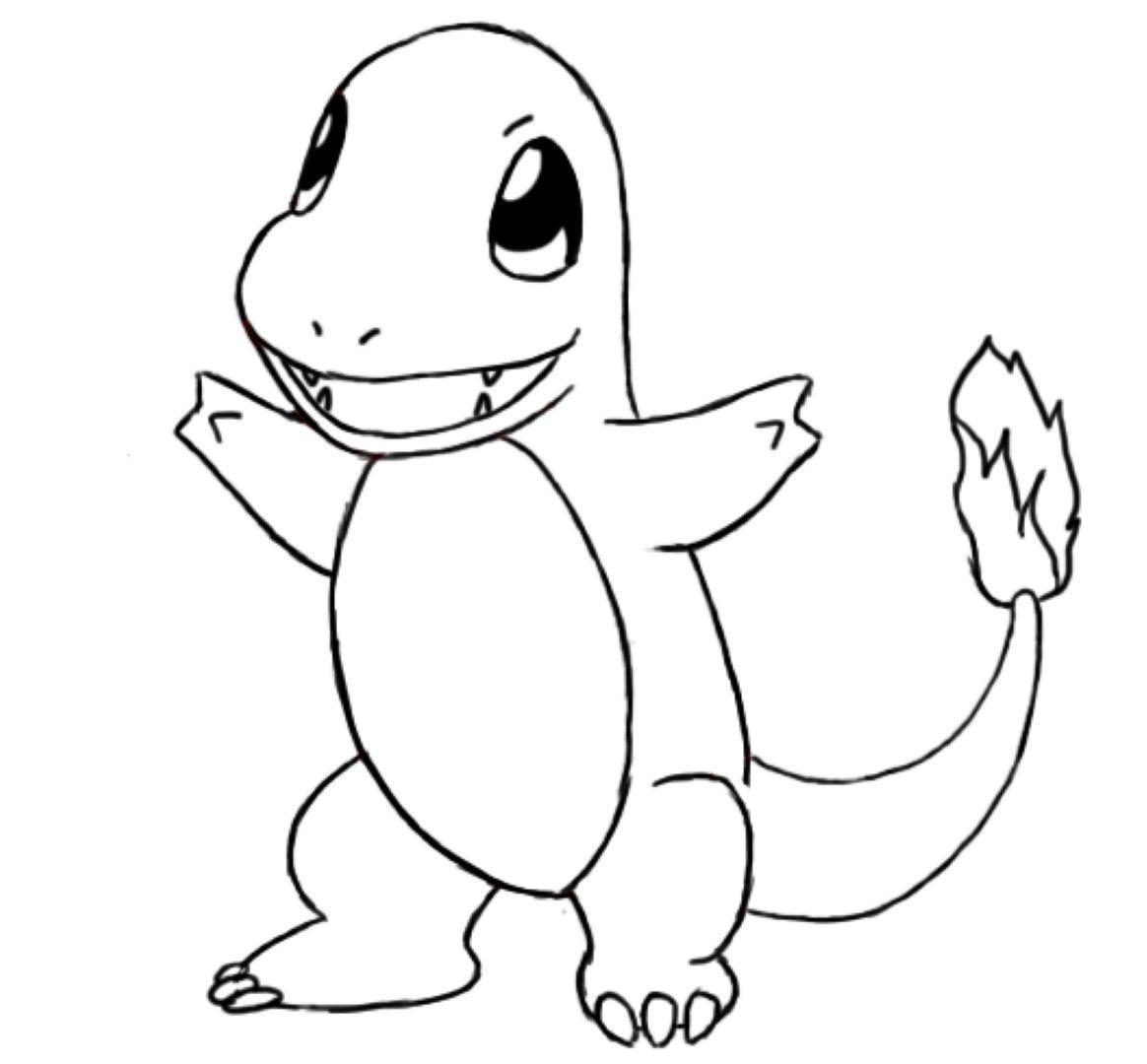 Pokemon Ausmalbild Glumanda - Augmented Reality Und Virtual