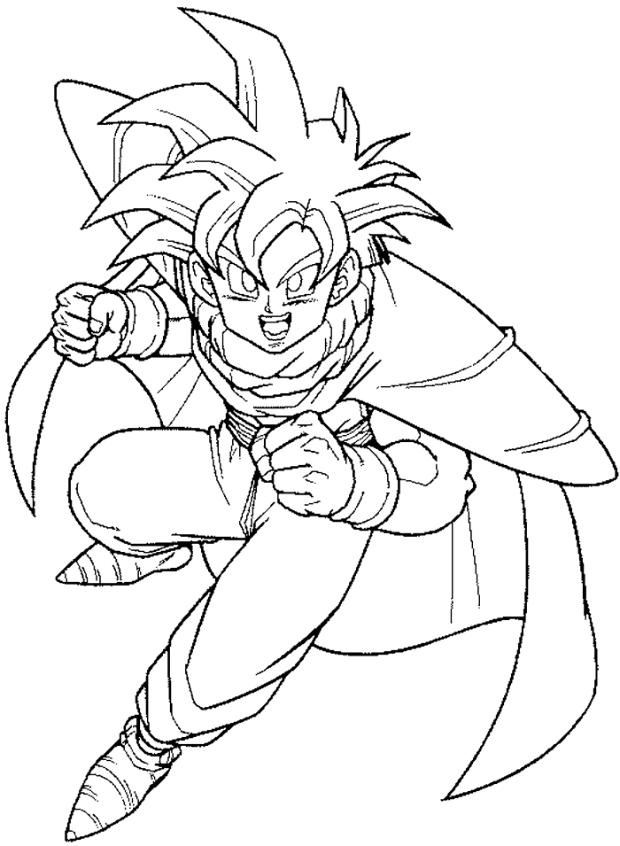 Free Dragon Ball Z Drawing Pictures Download Free Clip Art Free Clip Art On Clipart Library