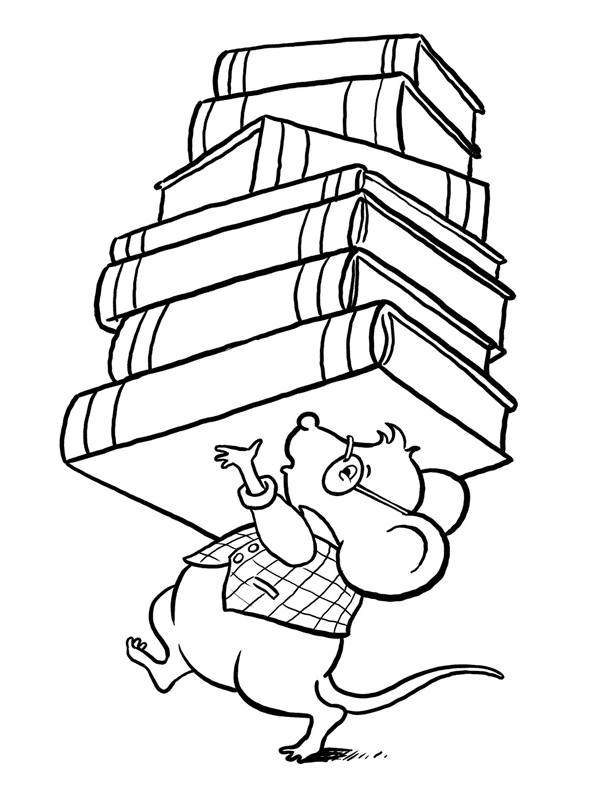 Free Coloring Pages Of Books Download Free Clip Art Free Clip Art On Clipart Library