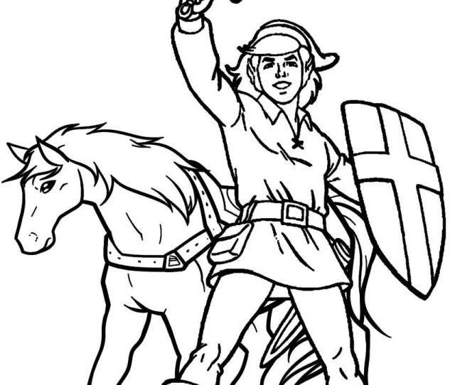 Free The Legend Of Zelda Coloring Pages Download Free Clip Art