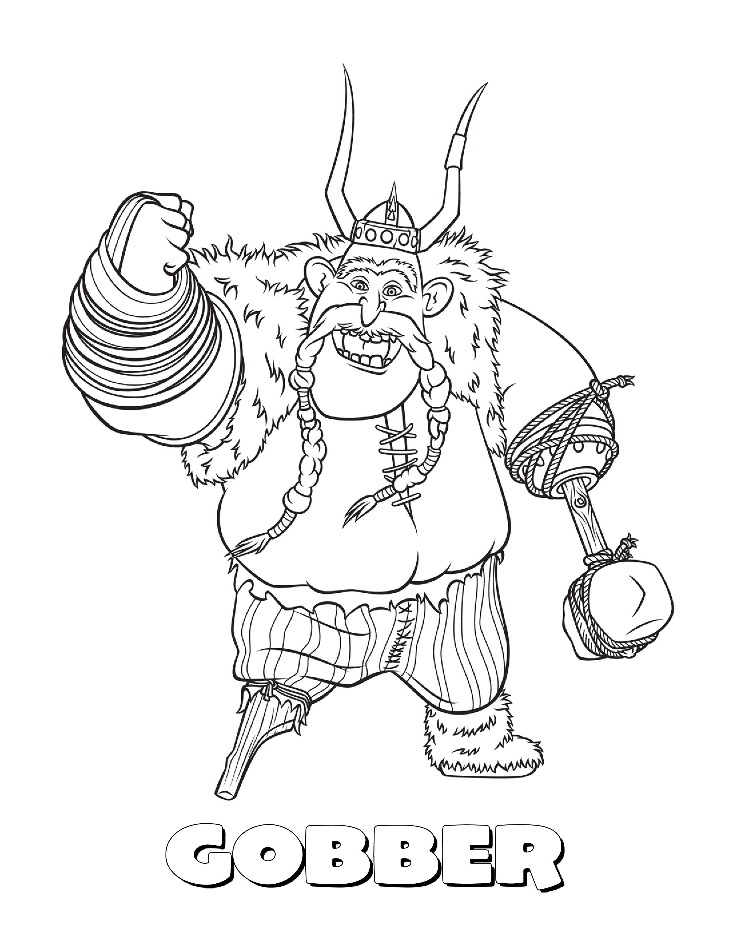 Free Httyd Coloring Pages Download Free Clip Art Free