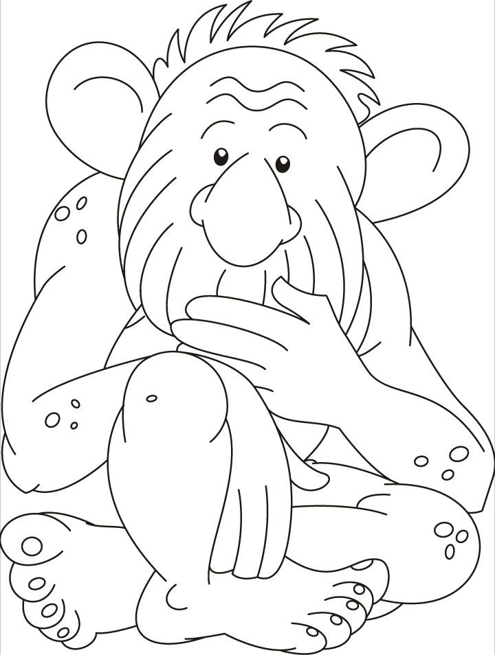 Free Trolls Coloring Pages Download Free Clip Art Free Clip Art On Clipart Library
