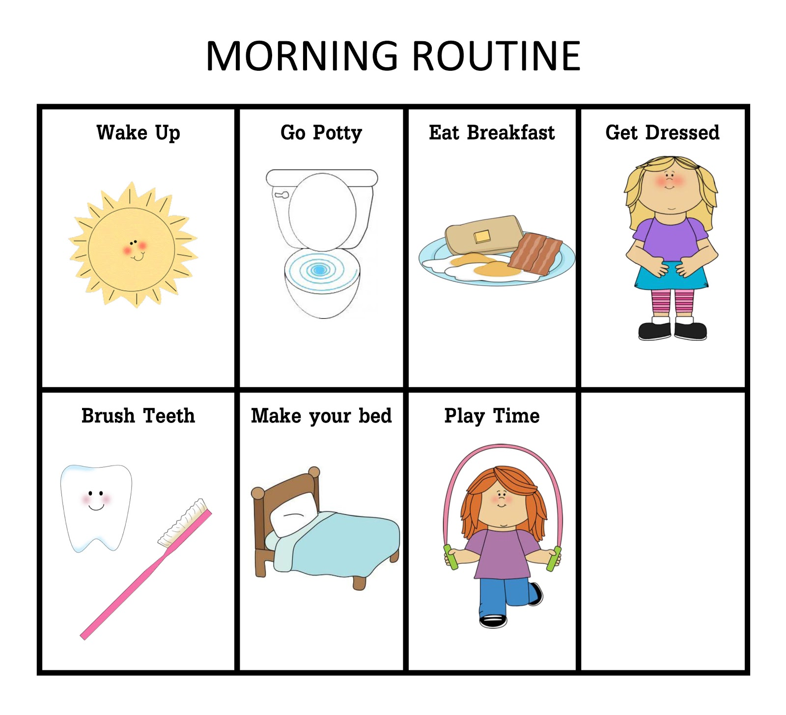 Free Morning Cliparts Download Free Clip Art Free Clip