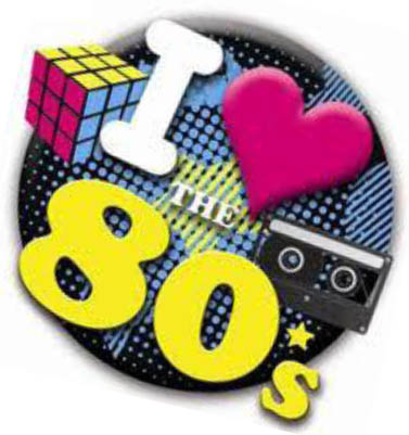 """Download Celebrate and """",80s day! - Clip Art Library"""