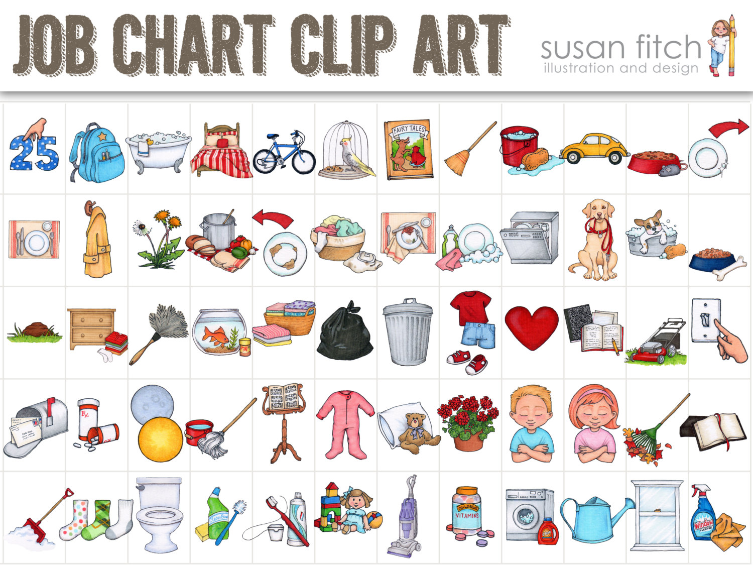 Free Chores Cliparts Download Free Clip Art Free Clip