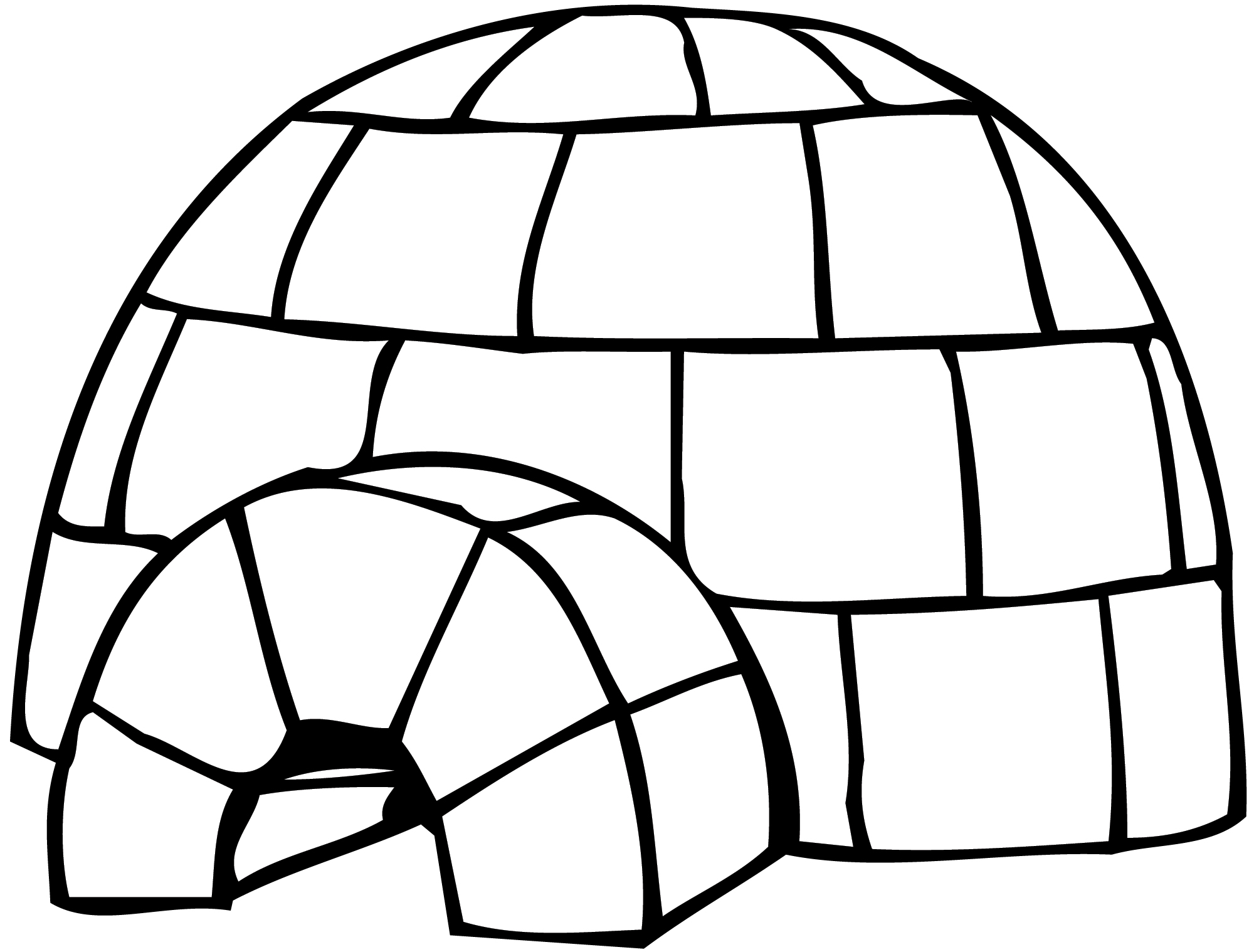 Free Igloo Cliparts Download Free Clip Art Free Clip Art